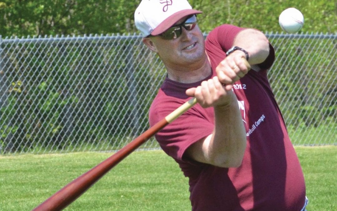 EHS Grad Dan Kane to be inducted to Maine Baseball Hall of Fame