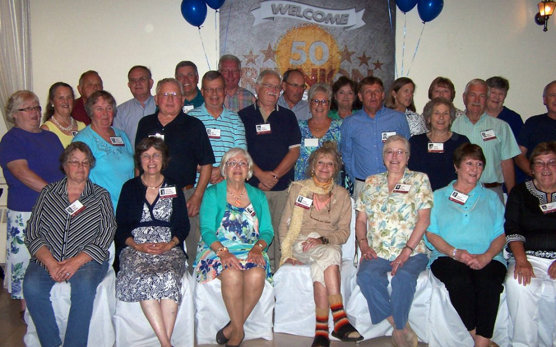 1967 Holds 50th Class Reunion