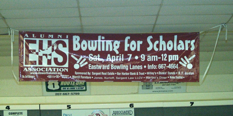 Seventh Annual Bowling for Scholars Realizes $6000.00